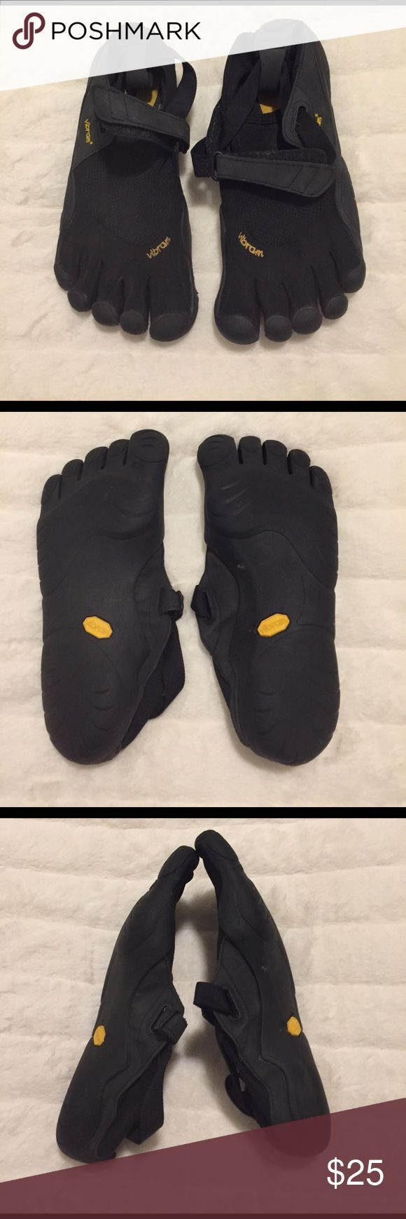 Vibram toe shoes Super comfortable. In good condition. Vibram Shoes