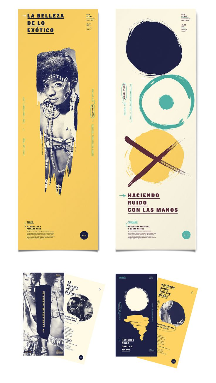 Poster design near me - Full Graphic Identity Development For An Afro Fusion Festival Done In Buenos Aires Argentina
