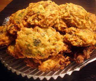 libyan food: Libyan Potato Fritters with Cumin and Coriander: A...