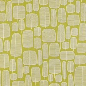Little Trees Wallpaper Moss