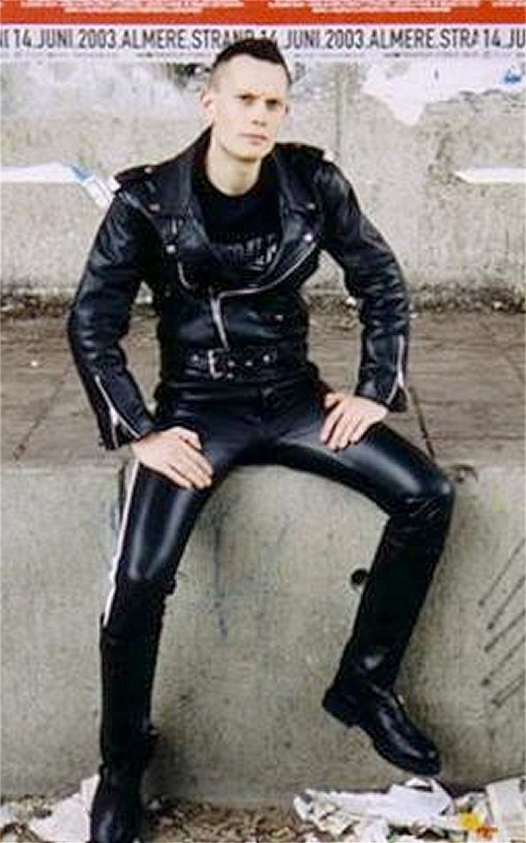 Cool boys in leather photo m nner leder pinterest boys leather and photos - Cool boys photo ...