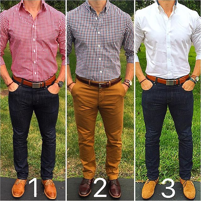 All of you voted these outfits as your favorites over the last three weeks. Which one is the #bestofthebest❓ 1️⃣, 2️⃣, or 3️⃣❓