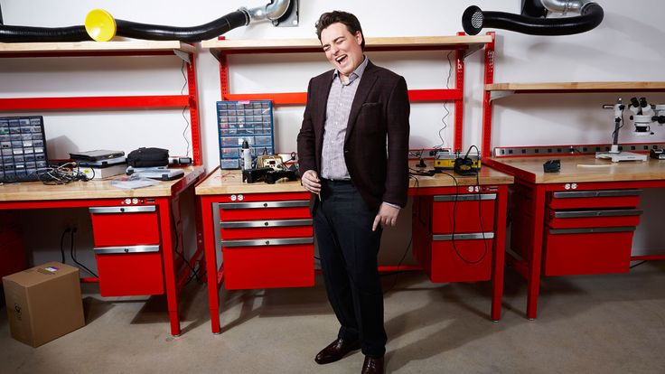 Palmer Luckey: Defying Reality - Forbes