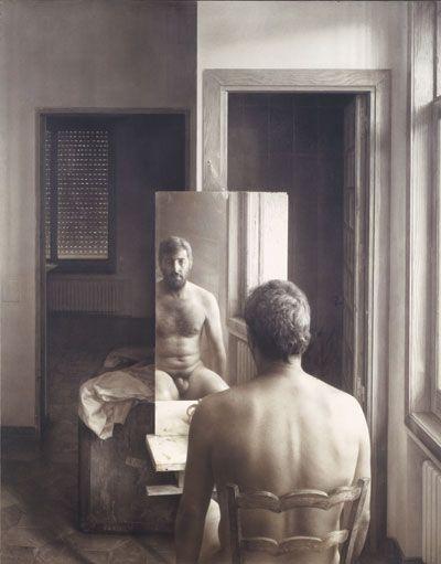 Eduardo Naranjo: Carlos in the Study, 1998