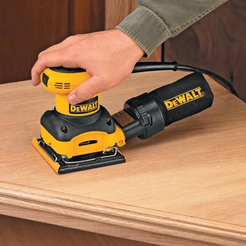 Best Electric Power Sander for Refinishing Furniture - DIY Home Interior