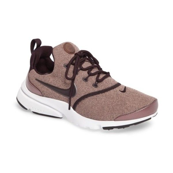 Women\u0027s Nike Presto Fly Sneaker ($110) ❤ liked on Polyvore