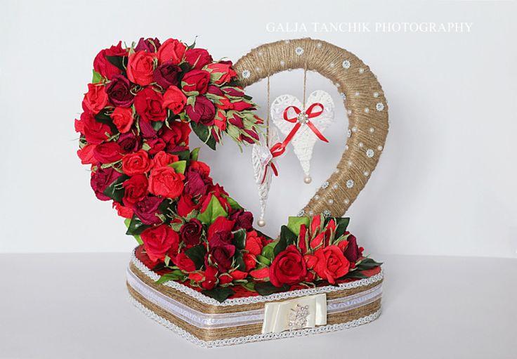 "(95) Gallery.ru / "" З Любов'ю в серці "" - Design Candy Bouquet - designbygaljatanchik"