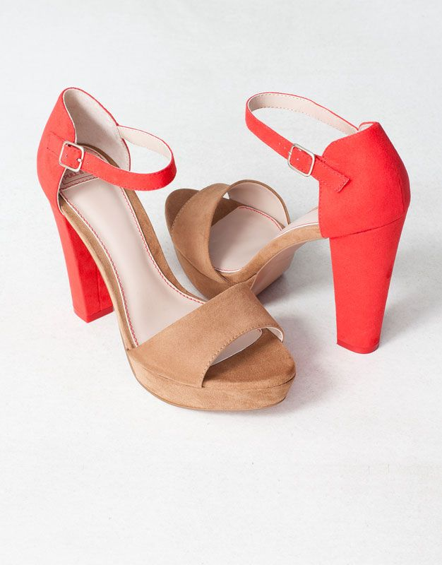 ♥ #shoes #pull #and #bear #beautiful