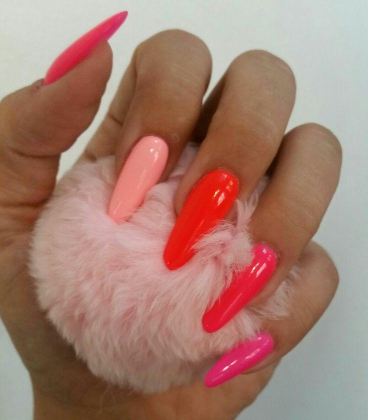 Summer edition nails