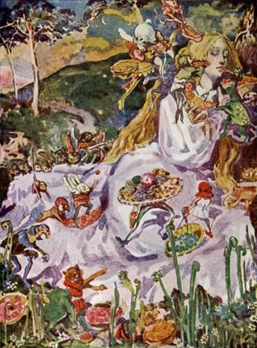 introduction to goblin market rossetti Åa katja brandt christina rossetti's  argues that goblin market's interplay between fairy tale and moral tale  a good introduction to victorian eschatology.