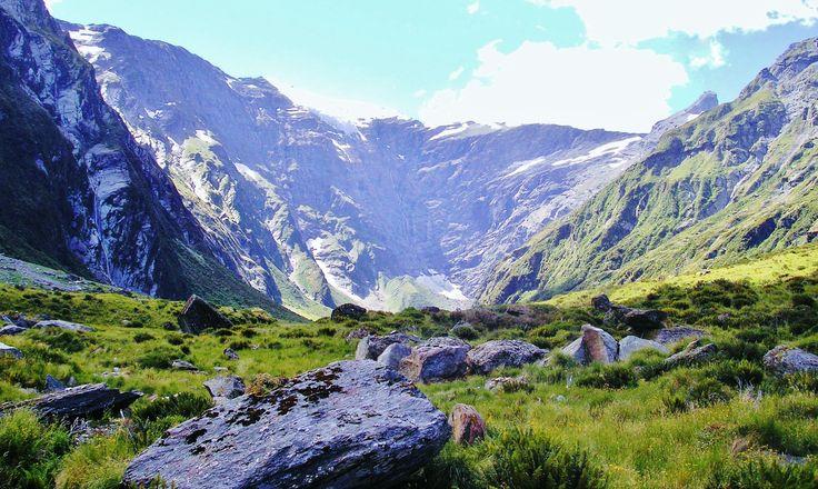 Wonderland Valley, Mt Aspiring National Park