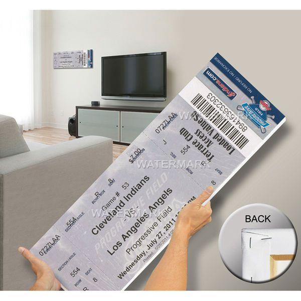 Ervin Santana No Hitter Mega Ticket - Anaheim Angels - $79.99