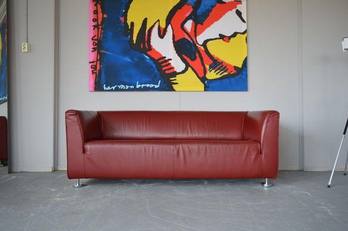 Henk Vos voor Gelderland  - design bank 4800