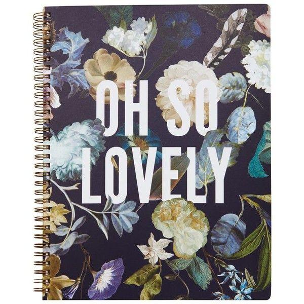 Spiral Notebooks Kate Spade BanDo Ecojot