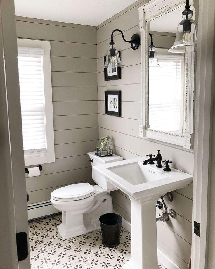 29++ Small bathroom farmhouse ideas inspiration