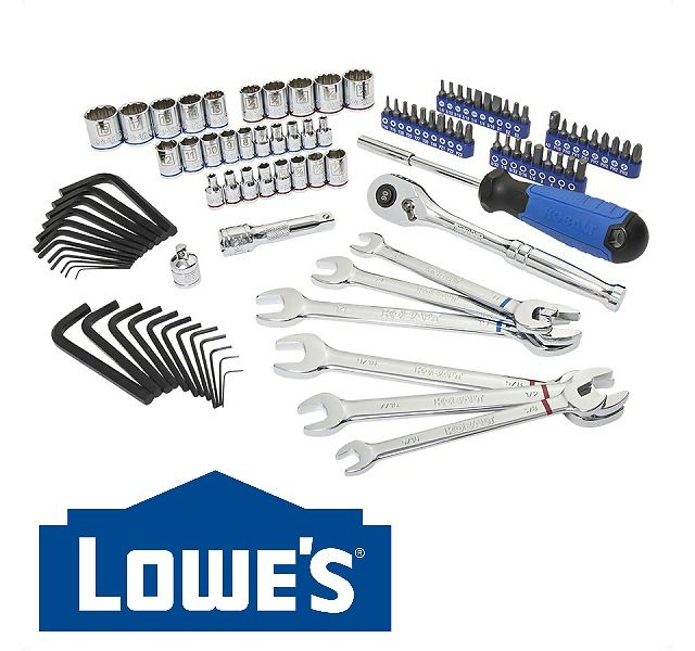 Lowe's Tools Sale w/ Up to 50% Off $4.98 (lowes.com)