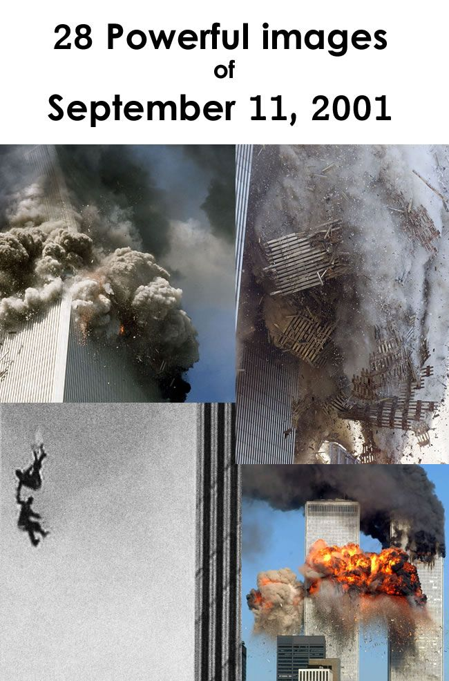 28  Extremely Powerful Images...Remembering September 11th..
