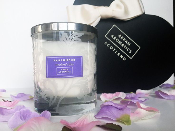 How could you possibly go wrong with an elegant Mother's Day Candle gifted in a heart shape box and finished with hand-tied ribbon?