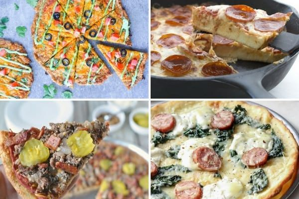 It's Friday night, the work week is over, and you're ready to kick back and relax. Let's say you're also on the keto diet, or you're just watching what you eat. Ordering from your local pizza delivery joint isn't an option, but it's still there. It's tempting. Some of us have that