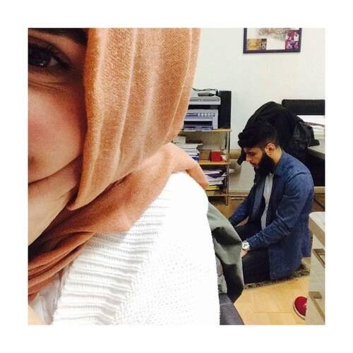 cute muslim couples <3