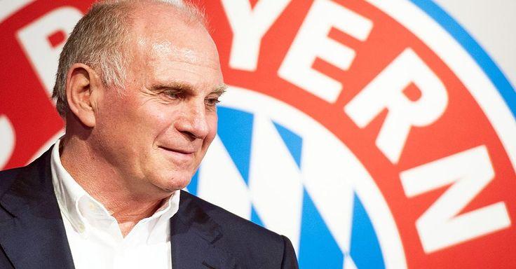 Wie Uli Hoeneß während der EM still und leise seine Bayern-Rückkehr vorbereitet