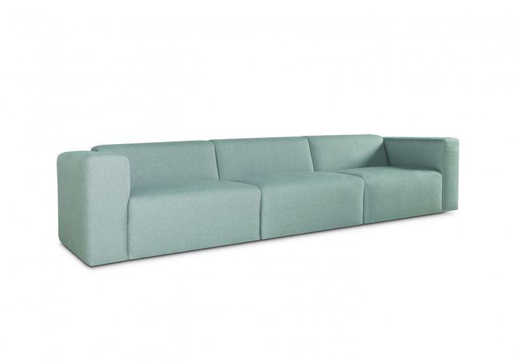 INNEX Designové sedačky | Sedačka MILANO od Sits#design #sofa #nabytek #furniture #interior #sedacka #pohovka