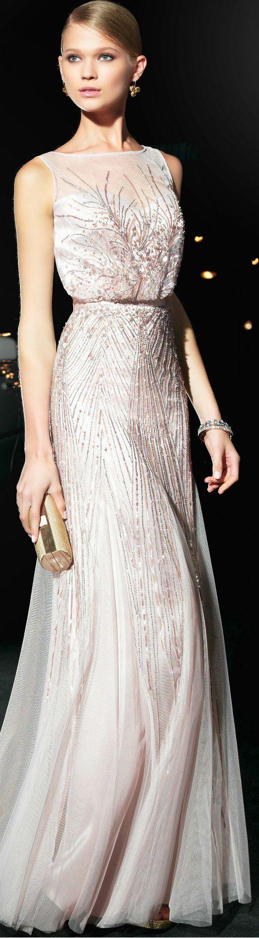 Rosa Clará ● 2014 #gown #promdress #fashion #elegant