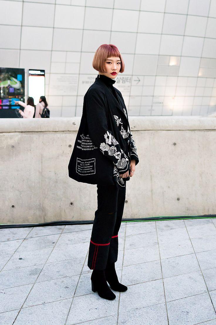 Kim Bomi, SEOUL FASHION WEEK 2018SS
