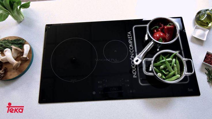 Inducción Teka: más limpia, más segura, más cómoda, rapidez y ahorro energético. Touch Control Slider. Limitación de Potencia. iQuick Boiling. Sistema de Optimización del recipiente. SPACE con 30% más de espacio. http://www.sanchezpla.es/induccion-teka-rapidez-y-ahorro-energetico/
