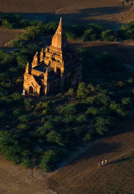 Temple - Bagan, Myanmar