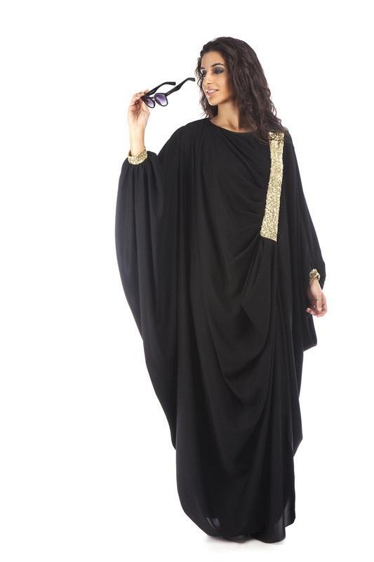 Designer Inspired Abaya 115