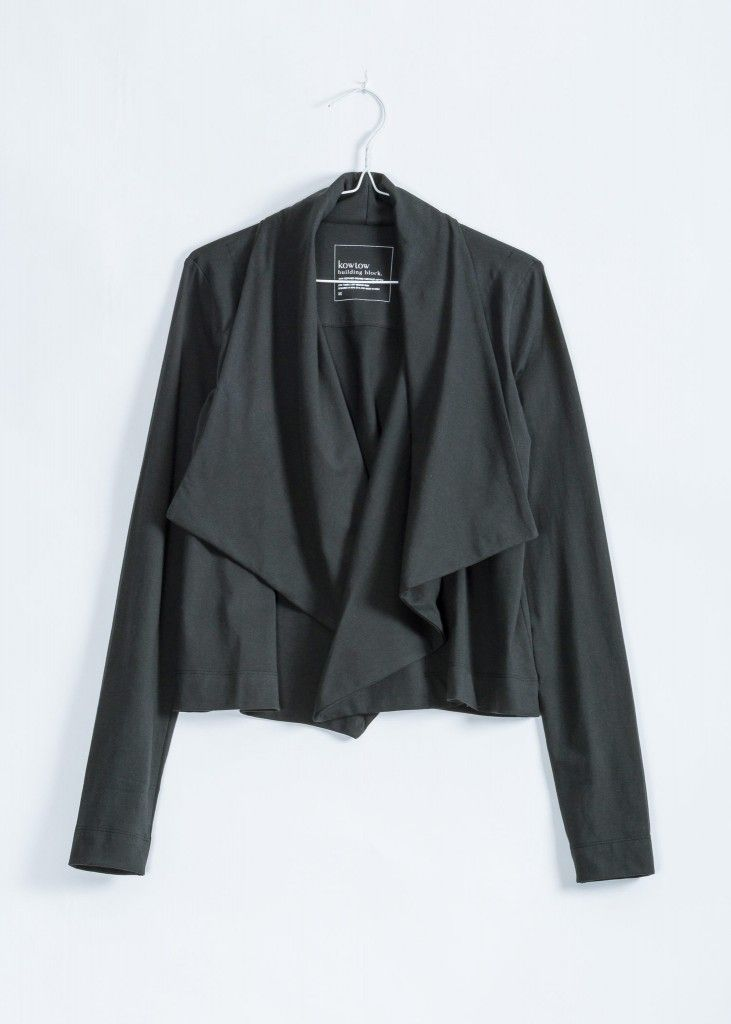 Christmas wishlist: sustainable outfit from Kowtow