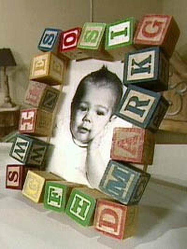 Trash To Treasure Decorating | Trash to Treasure: Children's Blocks : Archive : Home & Garden ...