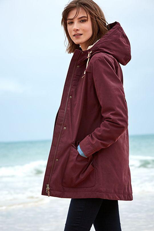 Tiller Coat