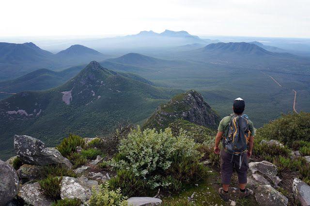 Toolbrunup Peak (Stirling Range National Park) ~ The Long Way's Better