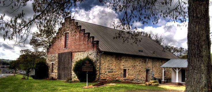 The Rock Barn in Cherokee County, GA.    @2150 Fincher Road Canton, GA