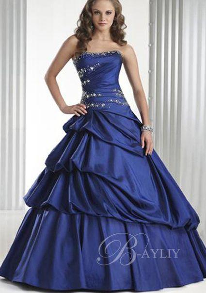Robe de mariée princesse couleur, wedding dress color