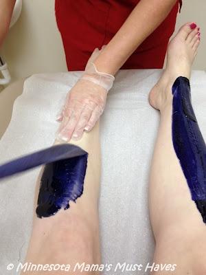 European Wax Center Comfort Wax System: See It In Action! It was virtually painless! SO much better than traditional waxing