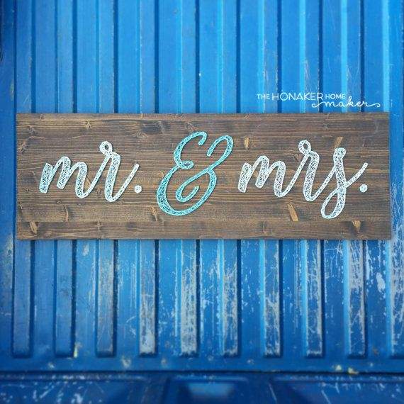 Hey, I found this really awesome Etsy listing at https://www.etsy.com/listing/248096881/made-to-order-script-mr-mrs-string-art