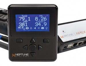 Apex | Neptune Systems - computer monitoring system for your tank (pH, temperature, lights, etc)