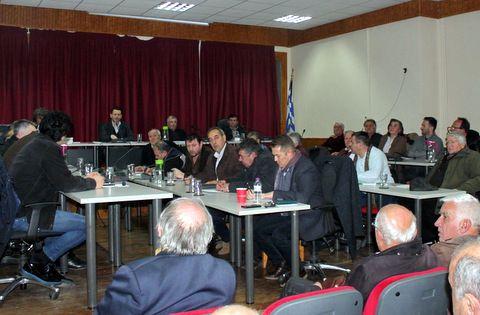 Καταψηφίστηκε για 4η φορά ο Προϋπολογισμός έτους 2017 του Δήμου Σερβίων- Βελβεντού