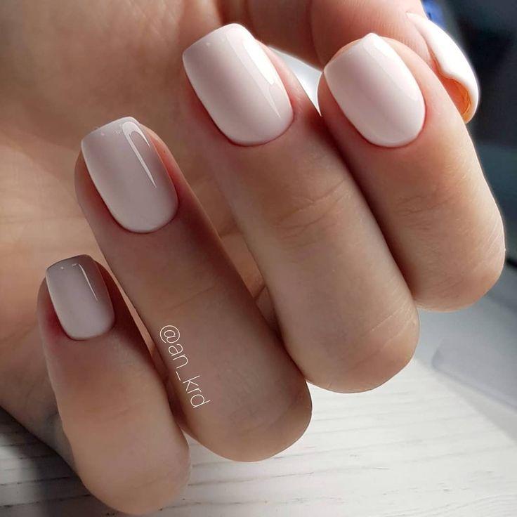 Fairly blush pink nail design #nail #nailart #nails #manicure