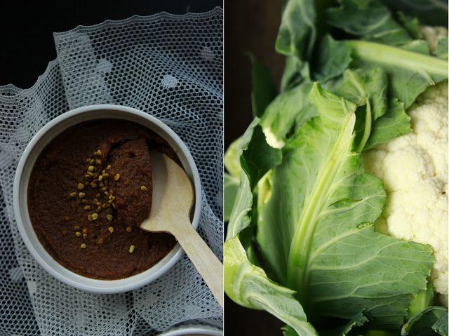 Delicious blog: Kakaová pěna (z květáku)