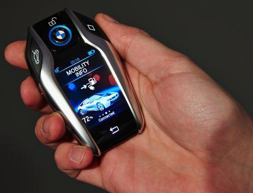 The all-new BMW 7 Series. Remote Control Parking. Gesture Control. Futuristic Car, Luxury Car