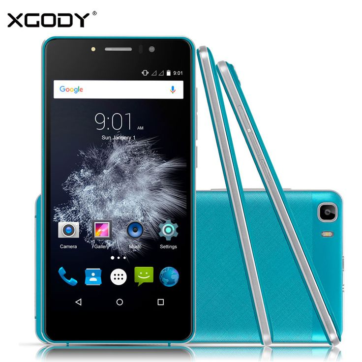 >> Click to Buy << XGODY Timmy 5.5 Inch Smartphone RAM 1GB ROM 8GB Quad Core Android 5.1 8MP Camera Telefone Celular 3G Touch Android Phones #Affiliate