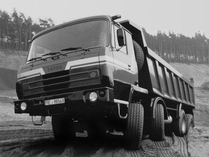 Tatra T815 S1 8×8 '1982–94
