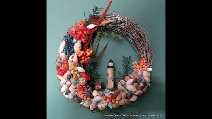 Les plus belles couronnes DIY sur le thème de la plage