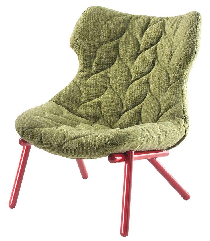 FOLIAGE armchair di Patricia Urquiola