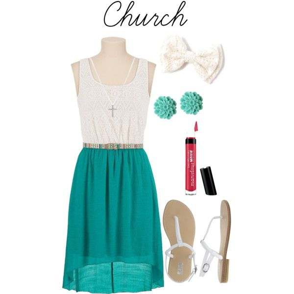 Women In 30 Can Try On These Summer Church Clothes 2017
