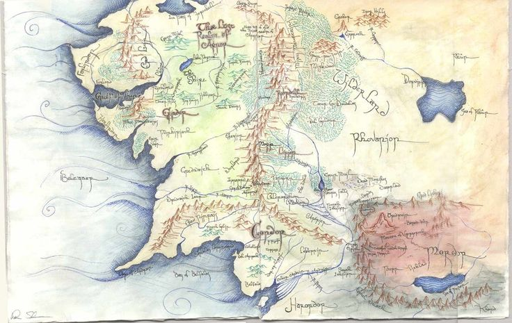 Did Maps In Middle Earth Have West: 121 Best Images About Red Book Of Westmarch On Pinterest